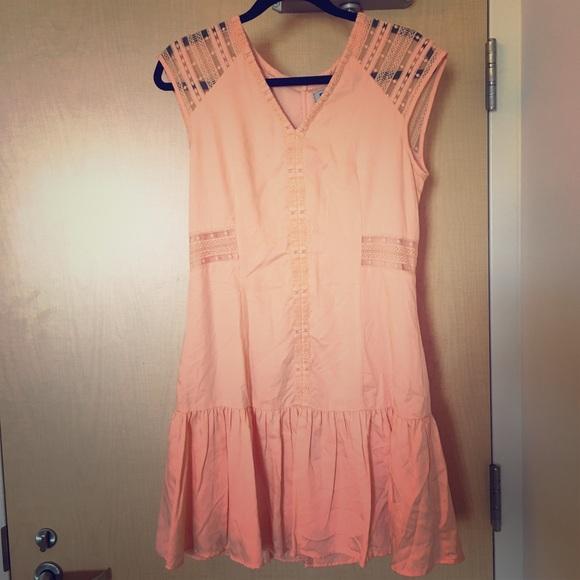Dkny Dresses & Skirts - DKNY bohemian dress!